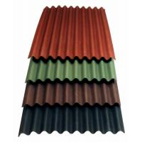 Silicone Modified 0.2mm thickness 1025mm width Corrugated Steel Sheet for vending machines Manufactures