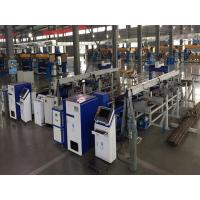 China Guardrail Automatic Robot Production Line with Weight Customized Speed 5~50mm/s on sale