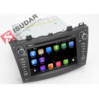 1080P Mazda3 Dvd Player , Android Touch Screen Car Stereo Head Unit With OBD TMPS Manufactures