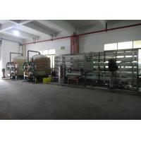 4 Stage Commercial RO Water System , RO Water Filter Plant With Cartridges Manufactures