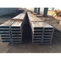 Galvanized Square Steel Pipe Hollow Section Double Submerged Arc Manufactures