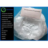 Cutting Cycle Steroid Raw Powder Drostanolone Propionate Masteron Cas 521-12-0 Manufactures