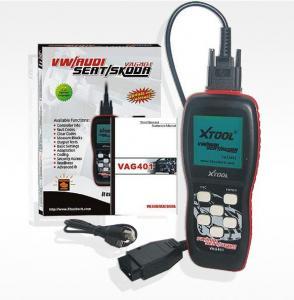 VAG401 VW / AUDI / SEAT / SKODA Professional VAG Diagnostic Scanner Manufactures