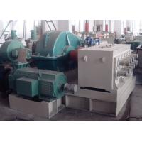 Buy cheap Hydraulic Roll Metal Plate Bending Machine , 42CrMo Leveling Roller from wholesalers