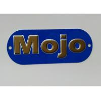 Quality Waterproof Iron / Copper / Stainless Steel Name Plates For Door / Desks for sale