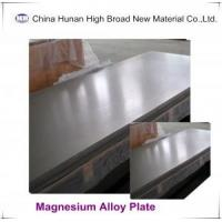 Quality Hot Roll AZ31B H24 Magnesium Photoengraving Plate for sale