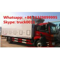 Quality Factory direct sale FOTON AUMAN 4*2 LHD day old poultry transported truck, best for sale