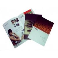 Quality Custom Matt Lamination online brochure Full Color Booklet Printing Services design for sale