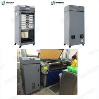Dust Poweder Collection Laser Fume Extractor , Industrial Laser Cutter Filter Manufactures