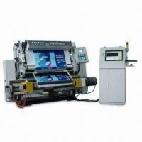 8125 Rewinding and Doctoring Machine with 300m/min Speed, 1,250mm Web Width, Shaftless Loading Manufactures