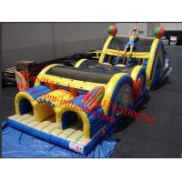 inflatable obstacle course COOB51 Manufactures