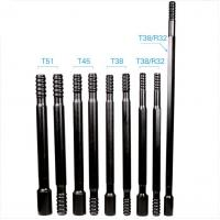 High Fatigue Strength Threaded Extension Rod With Good Heat Treatment Manufactures