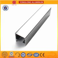 Anti-scratch Polished Aluminium Profile Extrusion For Door And Window Manufactures