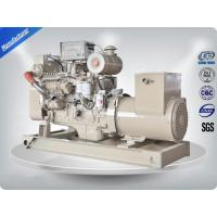 Quality Stamford Alternator 3 Phase Marine Generator Set 8.3 Liter Displacement for sale
