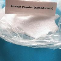 USP Grade Muscle Building Anabolic Steroid Hormones Powder Anavar Oxandrolone Manufactures