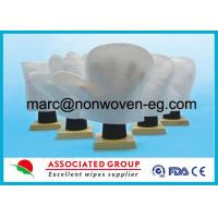 Dry Nonwoven Spunlace or Needle Punch Wash Glove Mitts  Sew Or Ultrasonic 50pcs Manufactures