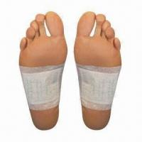 China Bamboo Vinegar Detox Foot Patch with CE Mark, Free Samples/OEM Services are Provided on sale