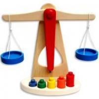 Buy cheap Lionf Wooden Balance/ Early Education Aid/ Intelligent Toys from wholesalers