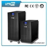 Double Conversion Online UPS Uninterrupted Power Supply for Offset Printing Machine , 6-20kVA Manufactures