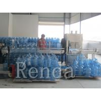 5 Gallon Barrel Washing Filling Capping Machine 100 BPH Jar Filling Machinery Manufactures