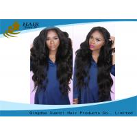 100% Unprocessed Malaysian Virgin Hair Extensions Body Wave Virgin Cuticles Hair Extension Manufactures