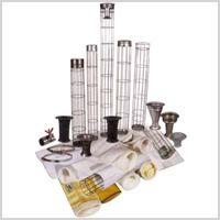 Buy cheap filter bag cage welded with venturi from wholesalers
