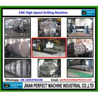 Buy cheap CNC High Speed Tube Sheet Drilling Machine Heat Exchanger & Pressure Vessel hole from wholesalers