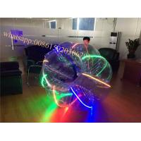 Quality inflatable led light lighting adult bumper ball rent bumper ball prices buddy for sale