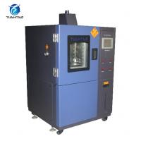 High Efficient Ozone Aging Test Chamber For Automatic Parts ASTM D1149 D1171 Standard Manufactures