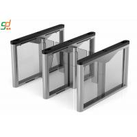 OEM Secured Entry Control Fast Speed Gate, Full Automatic Swing Barrier Manufactures
