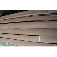 Black Quarter Cut Walnut Veneer , Board Grade And Furniture Grade Manufactures