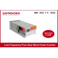 Backup Reliable Low Frequency  Power Inverters / DC To AC Power Supply with Transformer Manufactures
