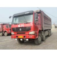 2015 made in china 6*4 10 Tires Sinotruck Howo tipper  dump truck Manufactures