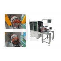 Horizontal Automatic Stator Coil Winding Inserting Machine / Machinery Manufactures