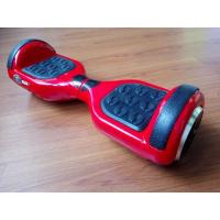 China Mini Smart Red 2 wheel self balancing electric vehicle / scooter / board Max load 100KG on sale
