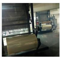 Buy cheap High Power Blown Film Line , Rotary Automatic Blowing Machine For PVC Film from wholesalers