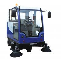Shandong Coal tracked road sweeper vehicles for sale Manufactures