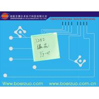 Glossy Polycarbonate Membrane Sticker Custom Membrane Keypads With Metal Dome Manufactures