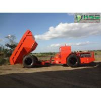 China Excavation Equipment RT-15 Low Profile Dump Truck Volume 7 Cubic Meter on sale