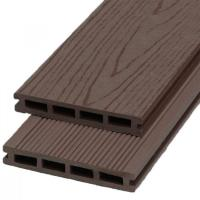 135*25mm WPC decking with lowest price from sensuwpc Manufactures