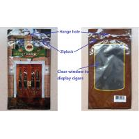 China Keep Cigars Fresh PE Cigar Humidor Bags With Classic Humidifed System for sale