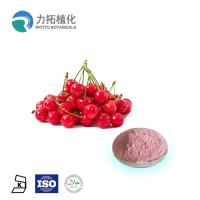 China Pure Natural Cherry Fruit And Vegetable Juice Powder Food / Pharmaceutical Grade on sale