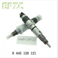 Quality High Pressure Common Rail Series Diesel Engine Injector 0 445 120 121 OEM for sale