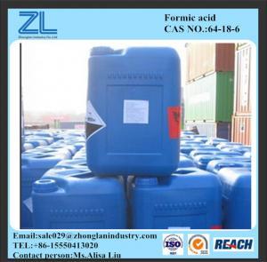 Formic acid [64-18-6] Manufactures
