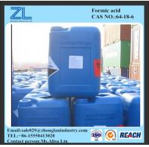 FormicAcidCas No. 64-18-6 Manufactures