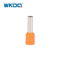 VE7508 0.75mm² Bootlace Single Insulated Wire Ferrules Cord End Terminals For Stranded Wire Manufactures