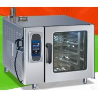 Quality 6 Tray Commercial Kitchen Equipments Touch Panel Visual Operation 12.5KW/380V for sale