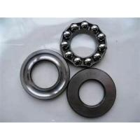 Quality OEM double direction flat thrust taper large self aligning ball bearing  washers supplies for sale