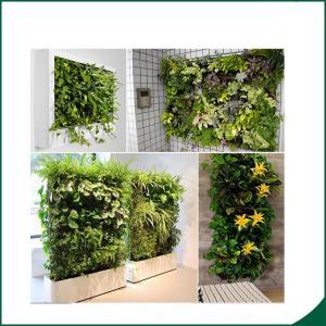 56 Pocket Planter Bag Garden Hanging Vertical Planter Bag Indoor Outdoor Herb Pot Decor Manufactures