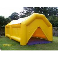 Lightweight Inflatable Party Tent Flooring With Rooms / Inflatable Car House Manufactures